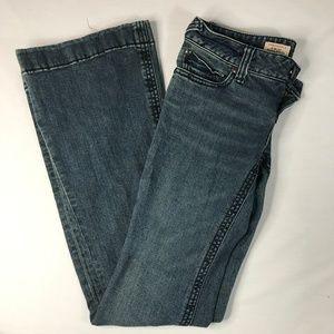 🆕 Free People Bootcut Denim Jeans size 26